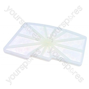 Electrolux Fixed Vacuum Filter
