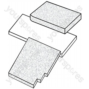 Panasonic Vacuum Filter