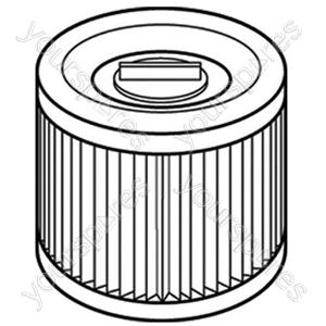 Aquavac Late Vacuum Filter