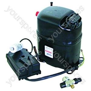 Compressor R404a R507 1hp