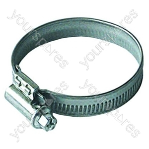 8mm - 16mm Hose Clip 000/m00 (10 Pack)
