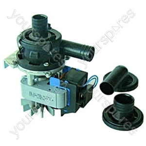 Pump With 3 Tops-multi Bracket