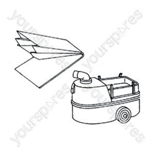 Electrolux Z73 Vacuum Bags