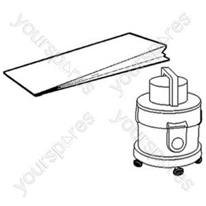 Vax 121 Vacuum Cleaner Paper Bags