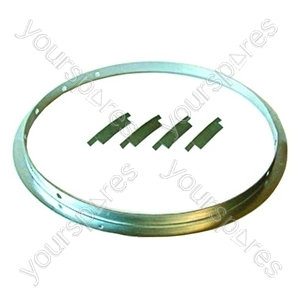 Drum Bearing Ring C/w Pads