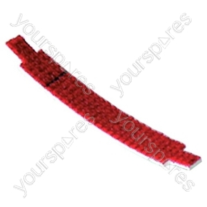 Red Base Lint Strip Single