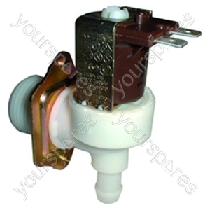 Water Valve Cold Single 90 Deg