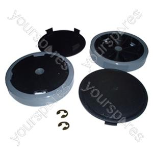 Vacuum Wheel Kit