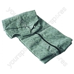Cloth Bag Grey Hoover Turbo