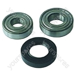 Hotpoint WD61 washing machine bearing Kit Drum