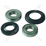 Zanussi WD1012 washing machine bearing Kit