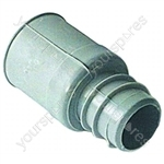 Screw On Adaptor 22mm