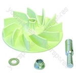 Kirby Heritage 1 & 2 Vacuum Cleaner Fan Assembly