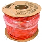 Flex 100 Metre 1.0mm 2 Core Orange