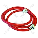 Fill Hose 2.5mtr Red