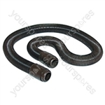 Brown Double Stretch Vacuum Hose