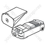 Electrolux D728 355 Vacuum Bags