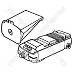 Electrolux D728 Z355 Vacuum Cleaner Paper Dust Bags