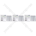 Delonghi entkalker descaler for coffee machines 6 x 100ML bottles