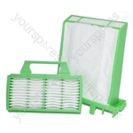 Sebo K Series Vacuum Cleaner Micro Filter Box Kit GENUINE