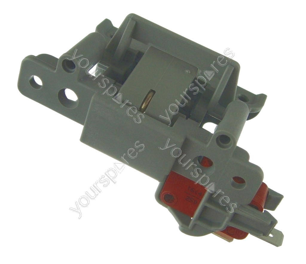 Hotpoint Fdw60 Dishwasher Door Interlocking Assembly Evo3