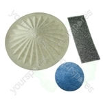 Vax Vacuum Cleaner Cone Filter Set