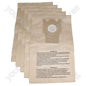 Miele Vacuum Cleaner Type N Paper Dust Bags