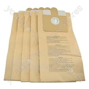 Vax Vacuum Cleaner Paper Dust Bags