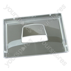 Crisper Box Front (240x160mm) Transp