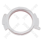 Tumble Dryer Vent Hose Adaptor White
