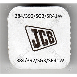 384/392/sg3/sr41w Jcb Silver Oxide