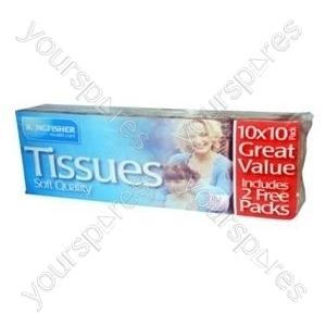 B772 12 Pack Pocket Tissue