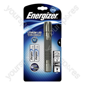 Energizer D** Lithium Led Torch 631313