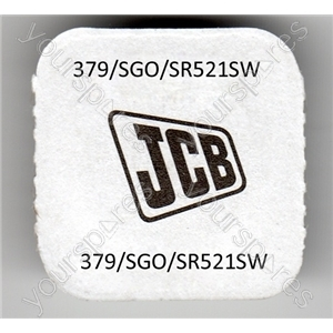 Jcb 379 Silver Oxide Pk Of 10,inner 100,outer 1000