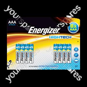Energizer AAA Hi Tech 4+4 632888