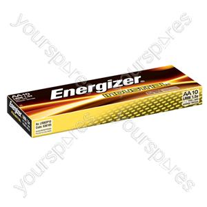 Energizer Enr Industrial AA Dp10/120 636105