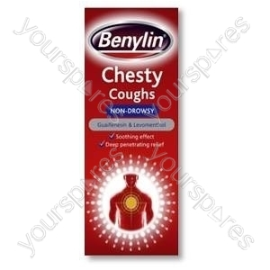 B863 Benylin Chesty Non Drowsy