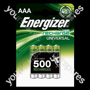 Energizer AAA 700mah 4pk Universal 635673