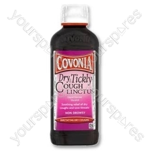 B938 Covonia Syrup 150ml Dry Tickly