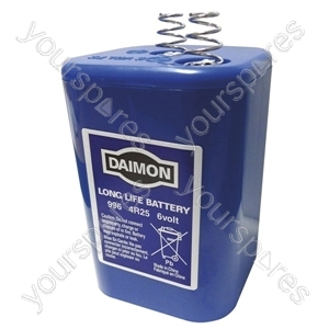 Daimon 4r25 Zinc 030787