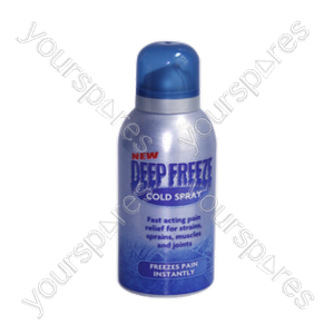 B954 Deep Freeze Spray In A Can