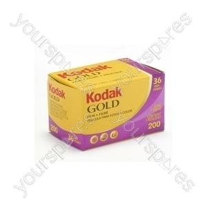 D** Kodak Gb36 200asa 36exp* 6033997