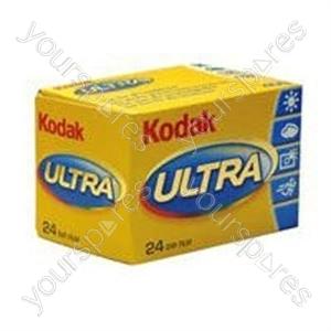 Kodak Gc24 400asa 24exp* 6034029 6501137379578