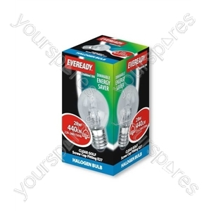 Eveready Es Golf (40w) 28w Clear E27