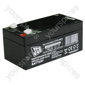 JCB 12 Volt 3.2 Ah Agm Lp12 - 3.2