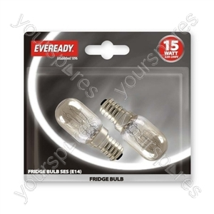Eveready Fridge Lamp 15wses Bl2