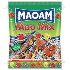 B710 Haribo Maoam Chews 12 X 160g Pre Packs