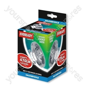 Eveready Energy Saving Halogen Ar111 35w (50)