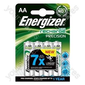 Energizer Precision AA 2400mah Pk4