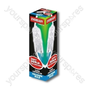 Eveready Es G9 (40w) 28w Clear